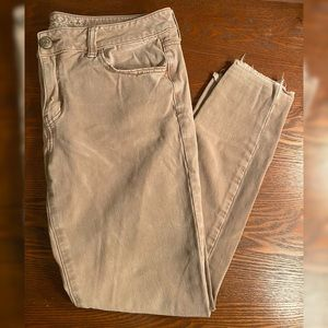 AMERICAN EAGLE | Blush pink Jeggings - 14